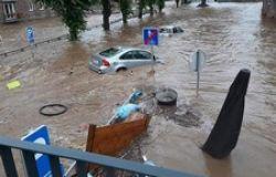 alluvione storica in Germania foto Meteo & Radar