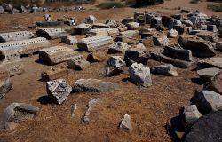 Roma, piazza Augusto Imperatore, gli scavi archeologici regalano un cippo dell'epoca dl Claudio
