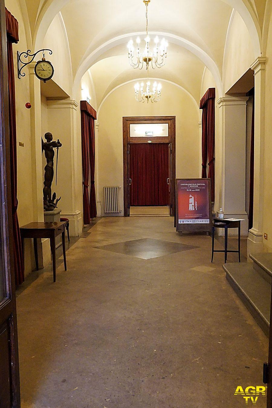 Entrata Teatro Mario Spina