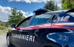 Neonato non respira più...lo salva un carabiniere con un massaggio cardiaco