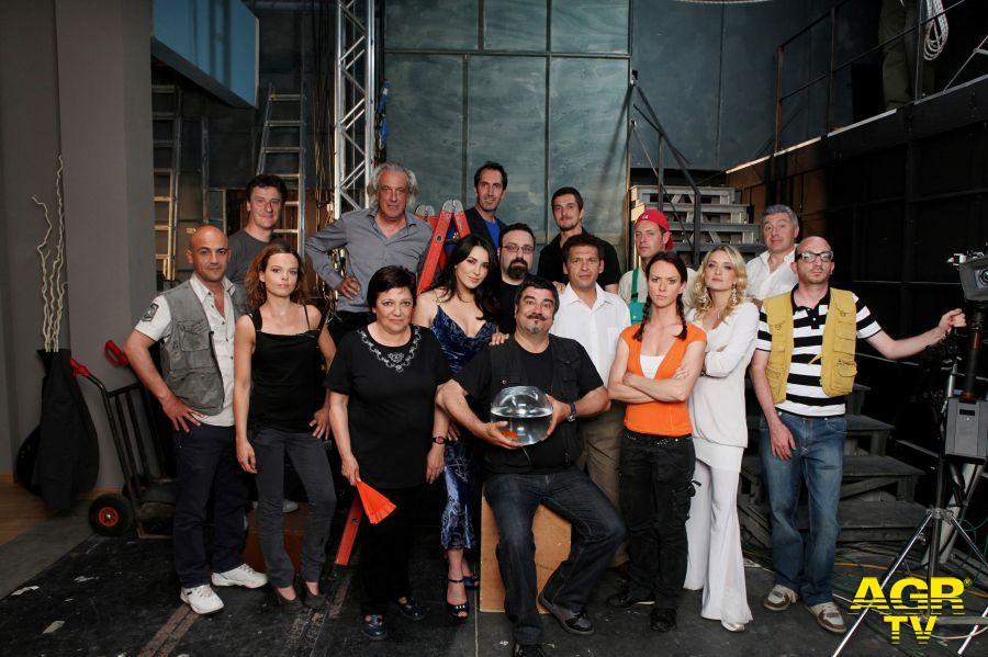 membri del cast della serie Boris