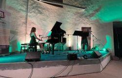 Fiumicino, applausi per i Colori della musica dei maestri Emanuela Chiodi ed Eros Mele