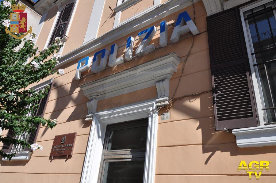 Polizia ufficio Porta Pia