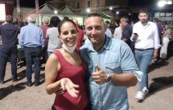 Festa dell'Unità Claudia Pappatà (IX Municipio) con Flavio Vocaturo (Pd AMA)