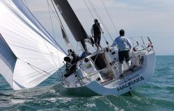 Mauro e Giovanni Trevisan, l'amore per il mare in mezzo alle montagne, poi nel 2021 la consacrazione al Trofeo Line Honour X2.