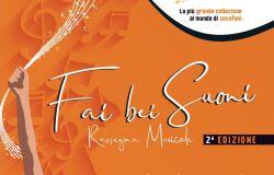 Maccarese, al museo del saxofono: Dalla notte delle streghe a Califano la canzone romana cantata dalle origini al novecento