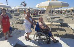 Focene, Stella Maris la spiaggia dell'inclusione dove la disabilità scompare
