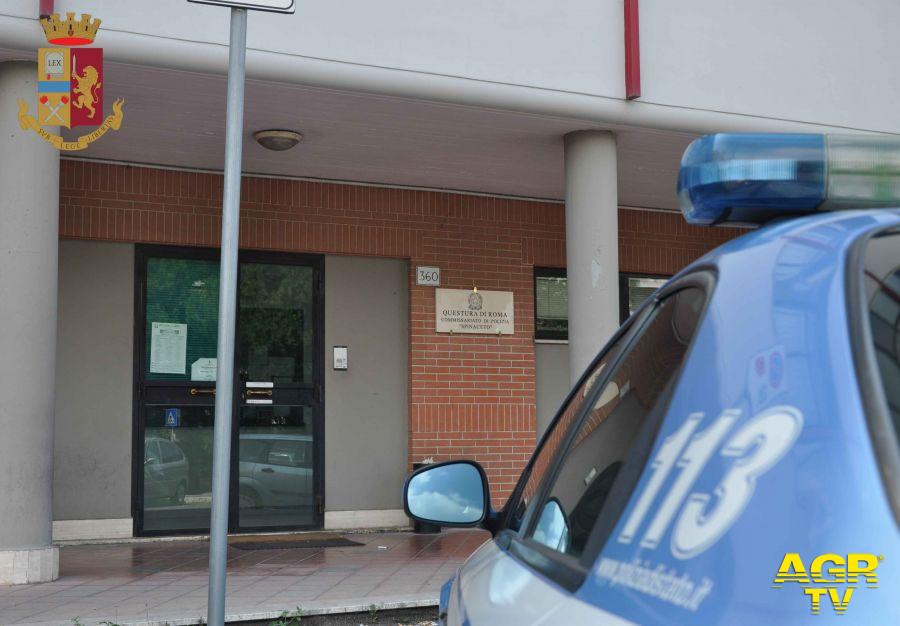 Eur, tradito da un impronta su una bottiglia, arrestato 27enne nigeriano che aveva rapinato e violentato una dipendente dell'istituto Santa Chiara