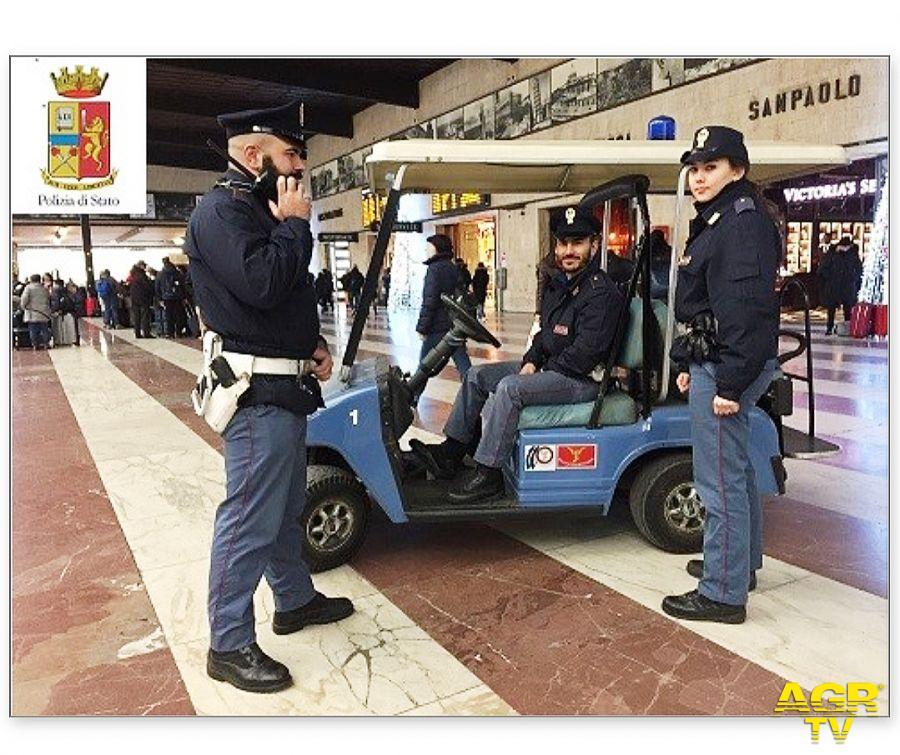 Polizia Ferroviaria Toscana