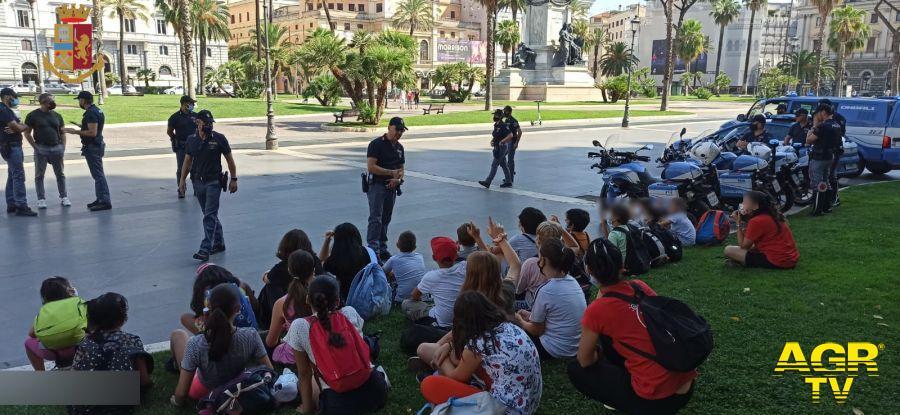 Polizia incontra gli studenti