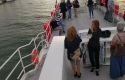 Boom di prenotazioni....ma il mare mosso fa rinviare la Navigazione Costiera di Ostia