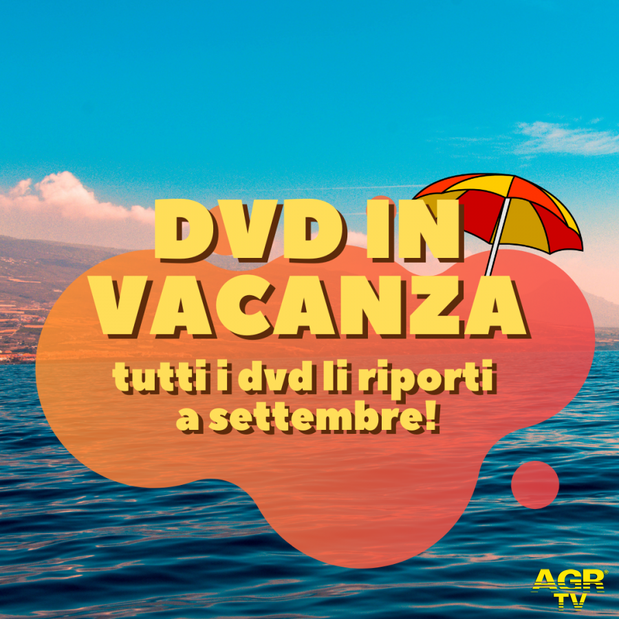 DVD in vacanza
