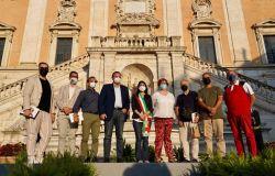 Roma, Storie di microcredito....inaugurata la mostra interattiva