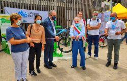 Appennino bike tour 2021, la ciclovia più lunga d'Italia fa tappa ad Amatrice