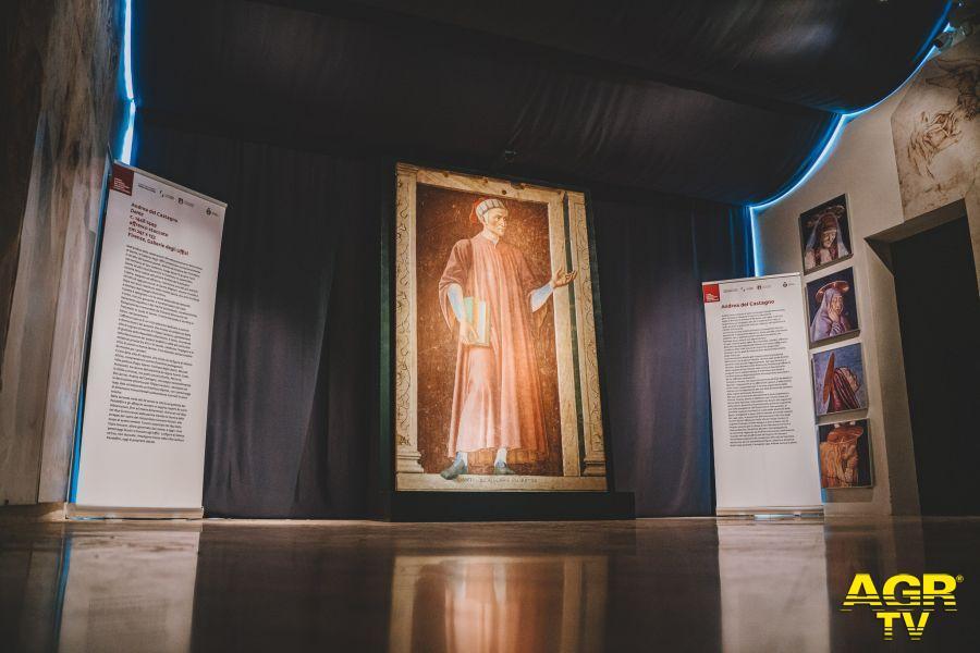 Opera esposta a San Godenzo