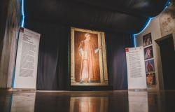 Uffizi, nel borgo natale del pittore Andrea del Castagno è in mostra il ritratto di Dante che egli dipinse a metà del Quattrocento