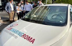 car sharing roma sindaca raggi