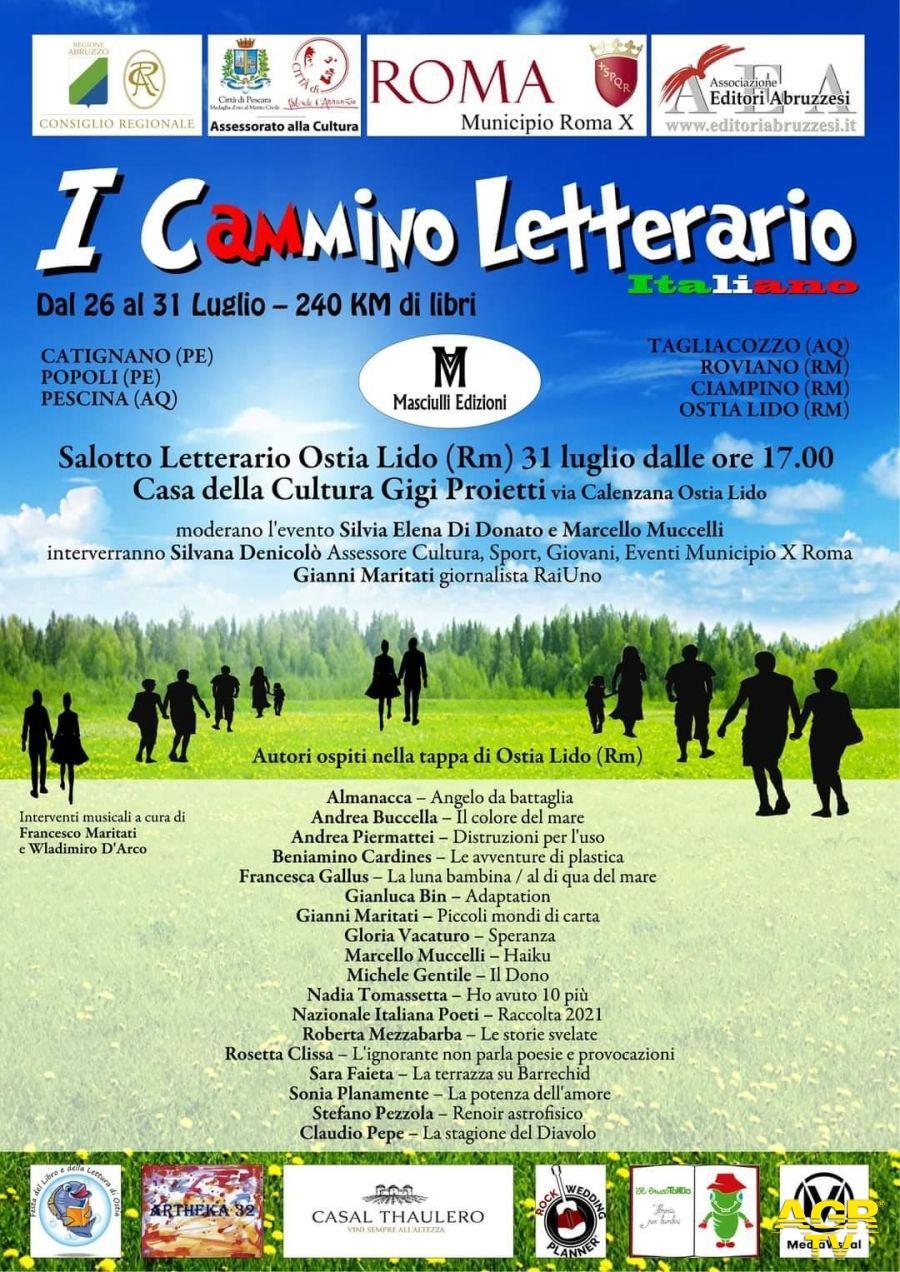 programma tappa finale di Ostia 31 luglio