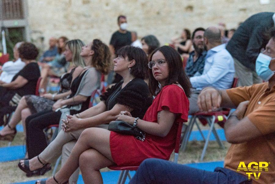 Spettatori del Prato Film Festival