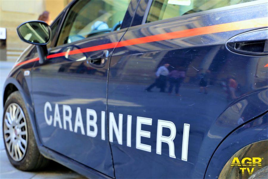 Salerno, operai assenteisti, pizzicati dai carabinieri, nella discarica RSU di Padula