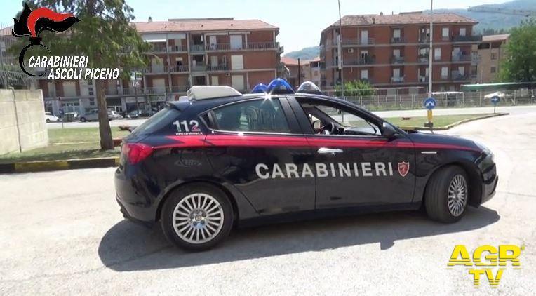 Carabinieri della Compagnia di Ascoli Piceno