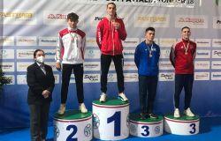 Ostia, Gabriele Rossini vince la Coppa Italia nel Karate e vola in Finlandia per gli Europei giovanili