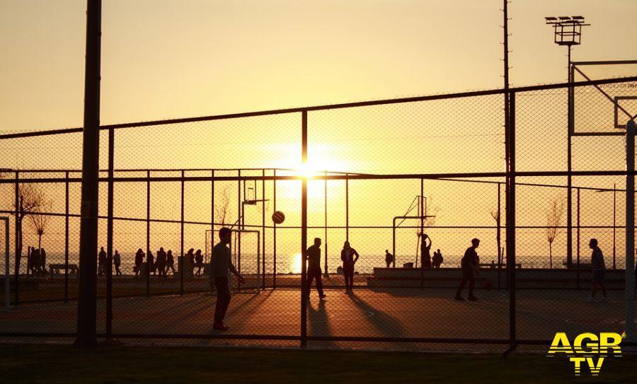 Aranova, iniziati i lavori di un Centro polivalente per lo sport all'aperto