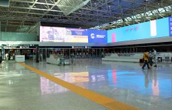 aeroporto riapertura terminal 1