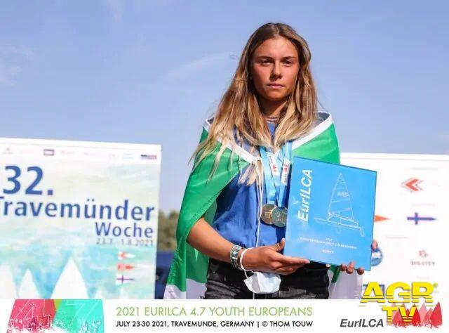 Vela, Campionati Europei in singolo, gli atleti del Tognazzi Marine Village tre volte sul podio