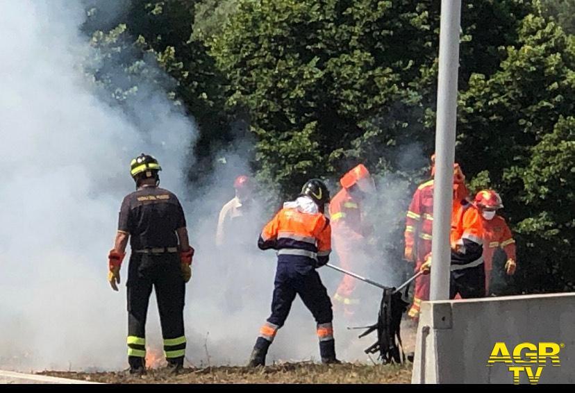 Roma, Protezione Civile, i mancati finanziamenti complicano i servizi estivi dei volontari