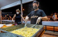 Spaghettongola, la grande festa degli spaghetti alle vongole lupino, si chiude con un grande successo di presenze