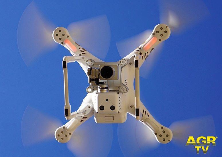 droni in dotazione alla Polizia Locale