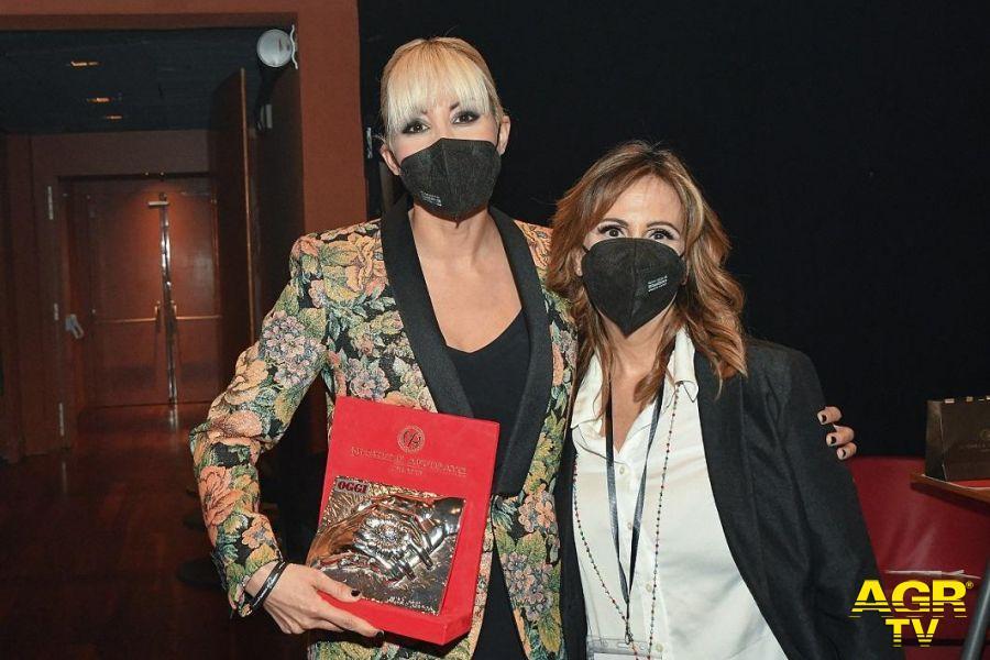 Malika Ayana e Donatella Gimigliano