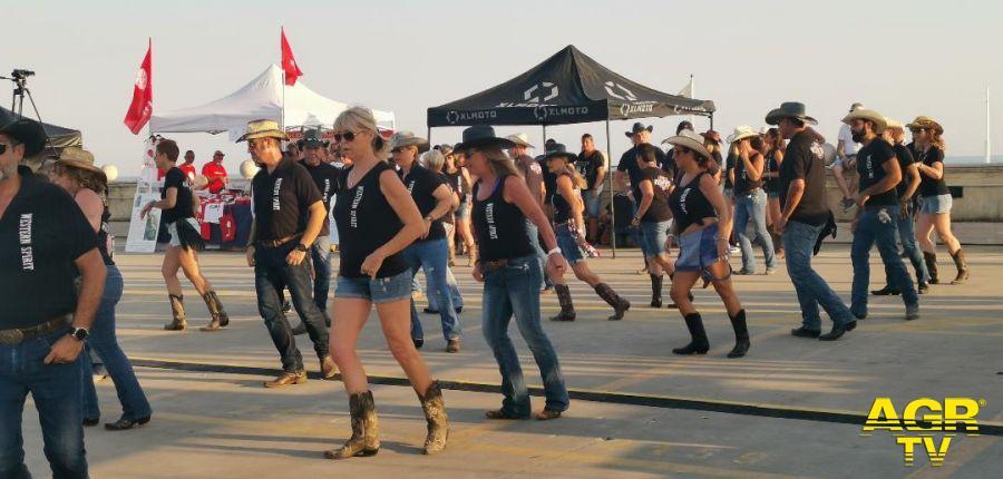 ballo country al porto