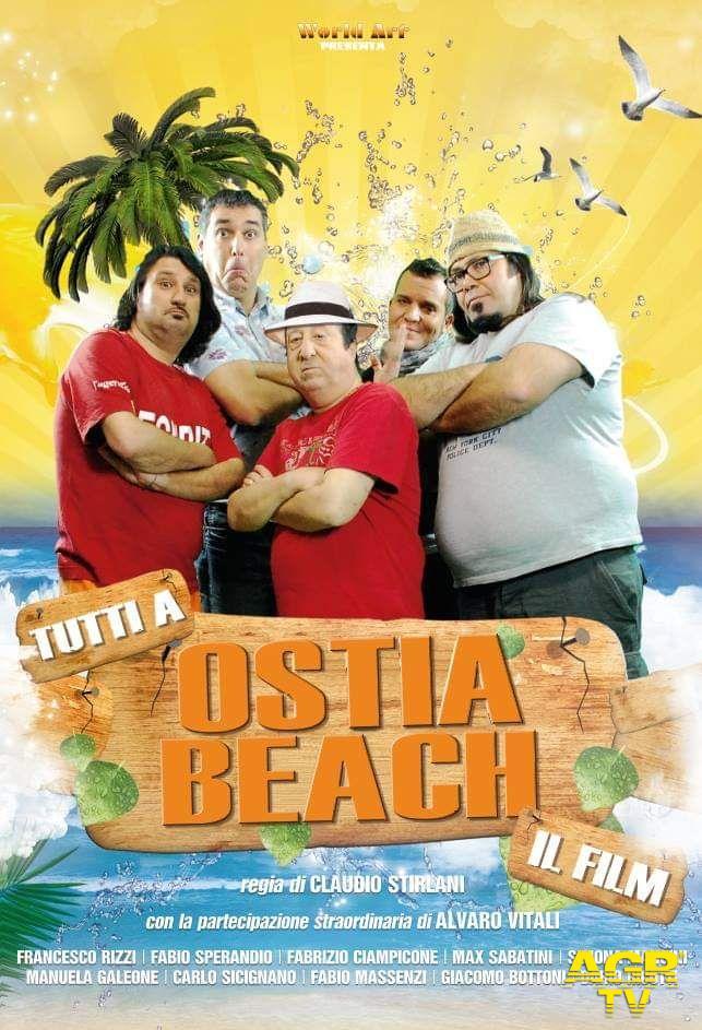 tutti a Ostia Beach
