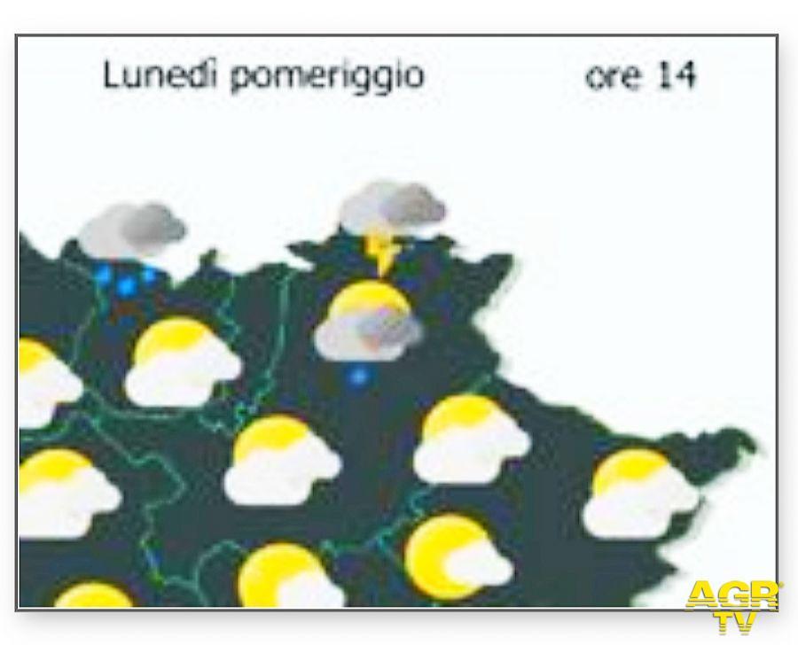 Allerta meteo per temporali forti in Valdarno, Val di Sieve e Mugello
