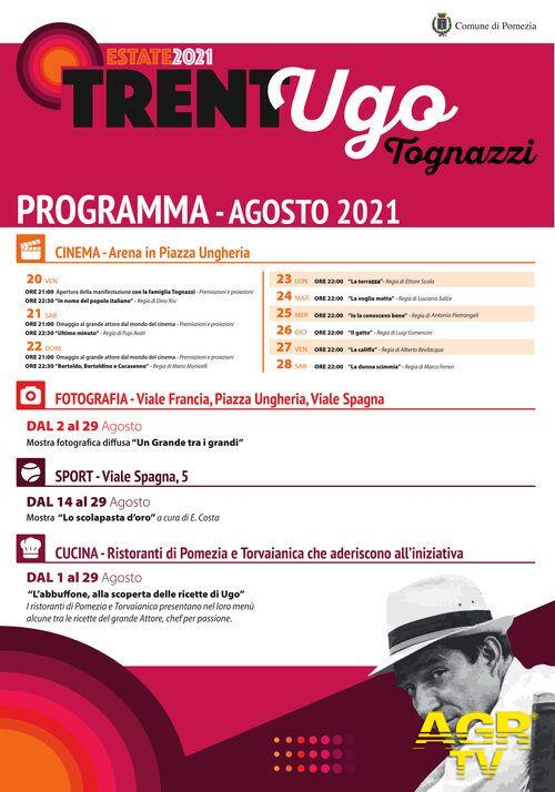 Torvajanica, Trent'Ugo Tognazzi si conclude il festival cinematografico