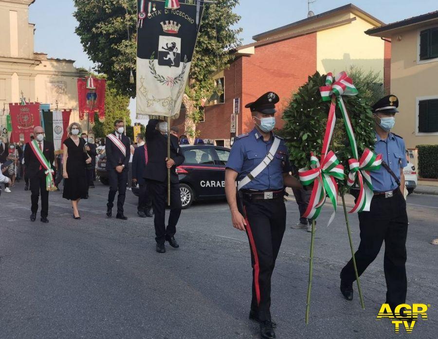 Comune di Fucecchio Eccidio del Padule di Fucecchio, a Massarella il ricordo delle 175 vittime della strage nazista