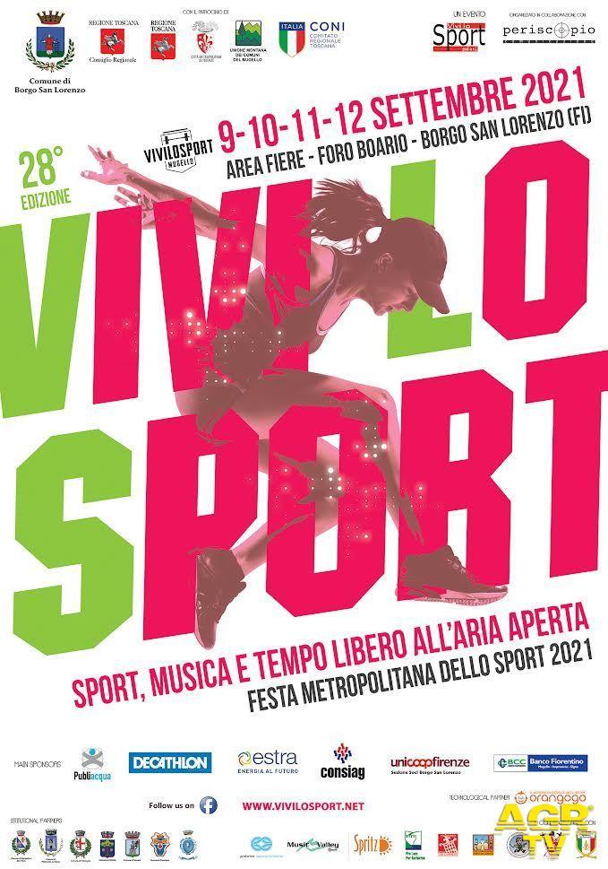 Comune di Borgo San Lorenzo La 28° di Vivilosport come segno di ripartenza dello sport