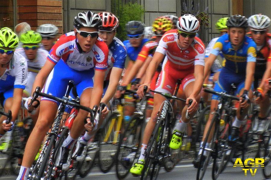Comune di Campi Bisenzio Il 25° Giro della Toscana Internazionale Femminile inizia con la crono nel centro di Campi Bisenzio