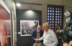 Carlo Alberto Pertillo con Sgarbi