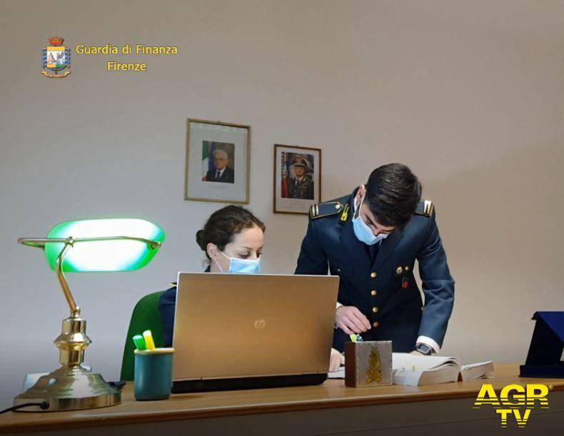 Guardia di Finanza - Comando regionale GdF Firenze: imprenditore utilizza parte del prestito covid-19 garantito dallo stato per pagare i mobili di casa