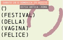 locandina festival vagina felice