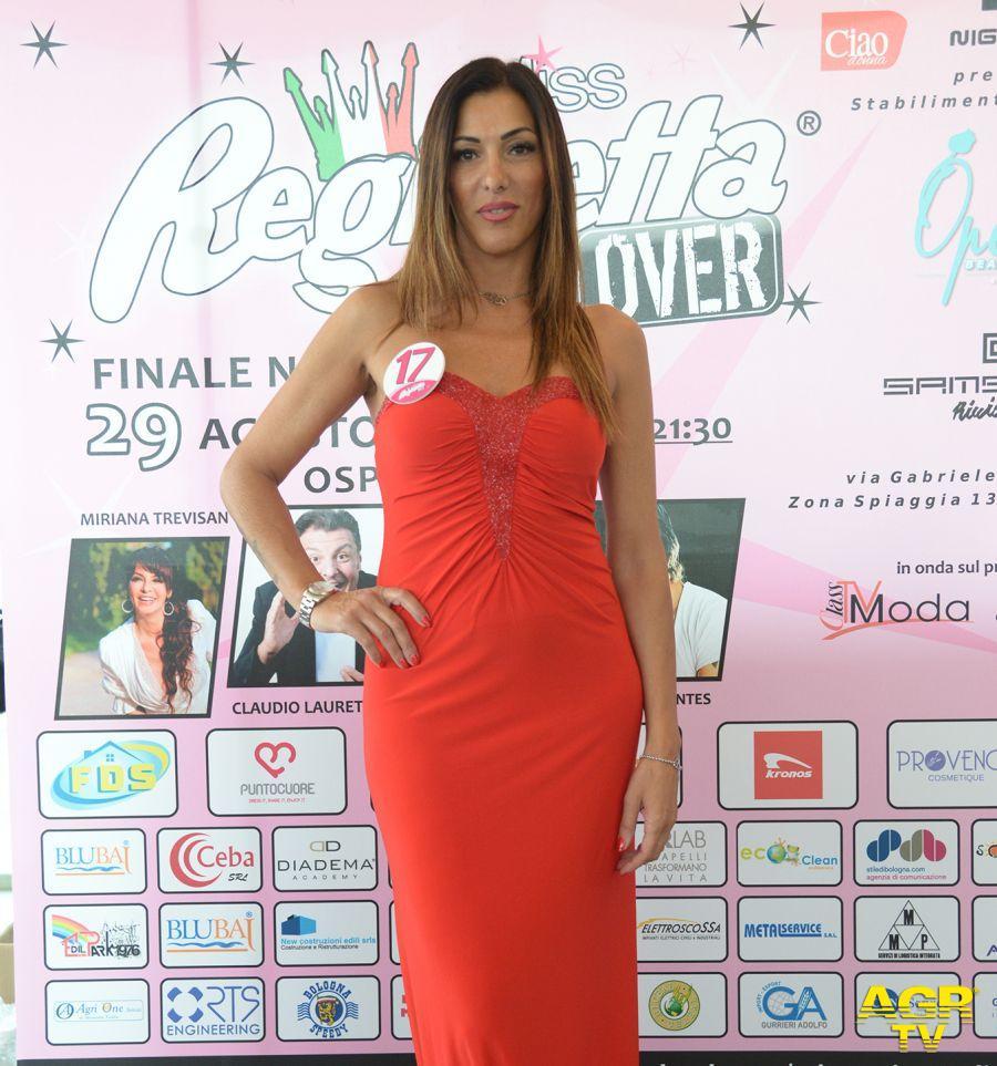 Morena Falchi miss reginetta over 2021