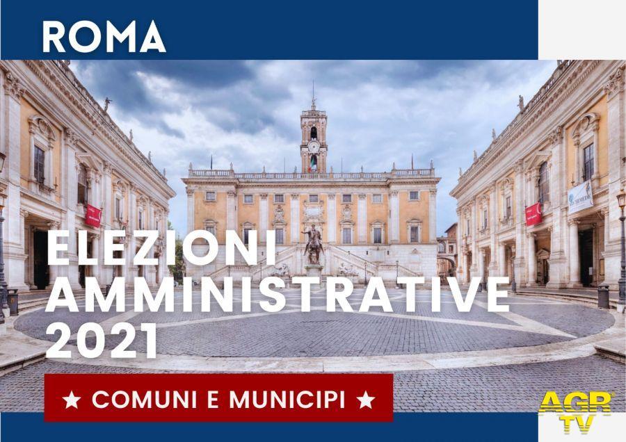 Elezioni Amministrative del 3 - 4 Ottobre 2021