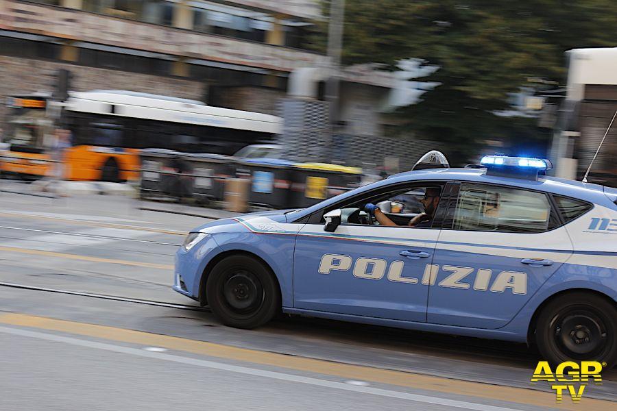 Questura di Firenze Durante un blitz antidroga la Polizia di Stato recupera monili in oro e diversi oggetti di sospetta provenienza furtiva: indagini per risalire ai leg