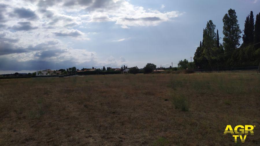 L'area completa della nuova parrocchia sarà di 4377mq, con obbligo di creare un parco pubblico