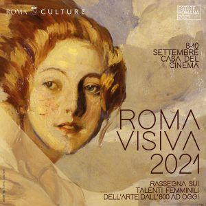Roma visiva 2021 locandina