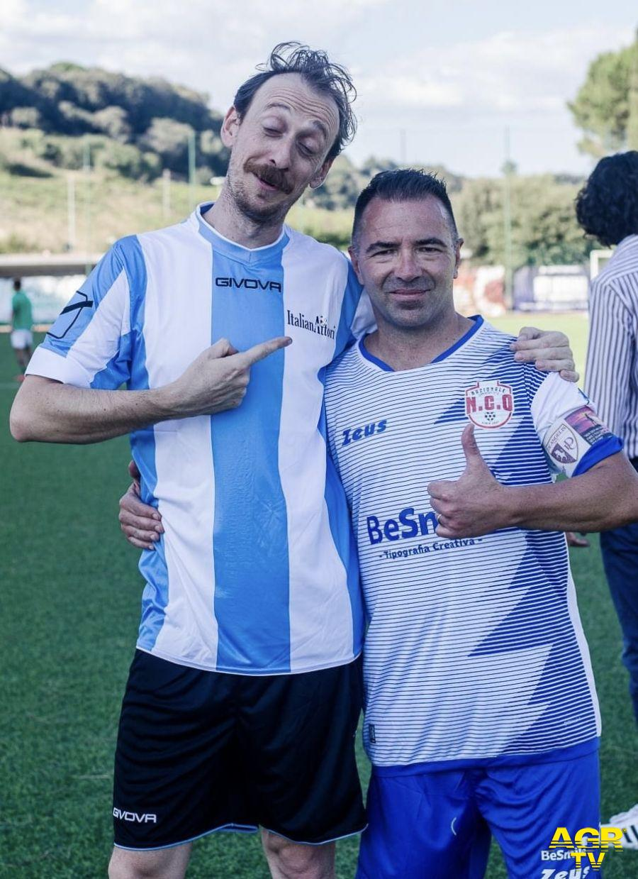 NICCOLO' SENNI-ROBERTO DE ANGELIS