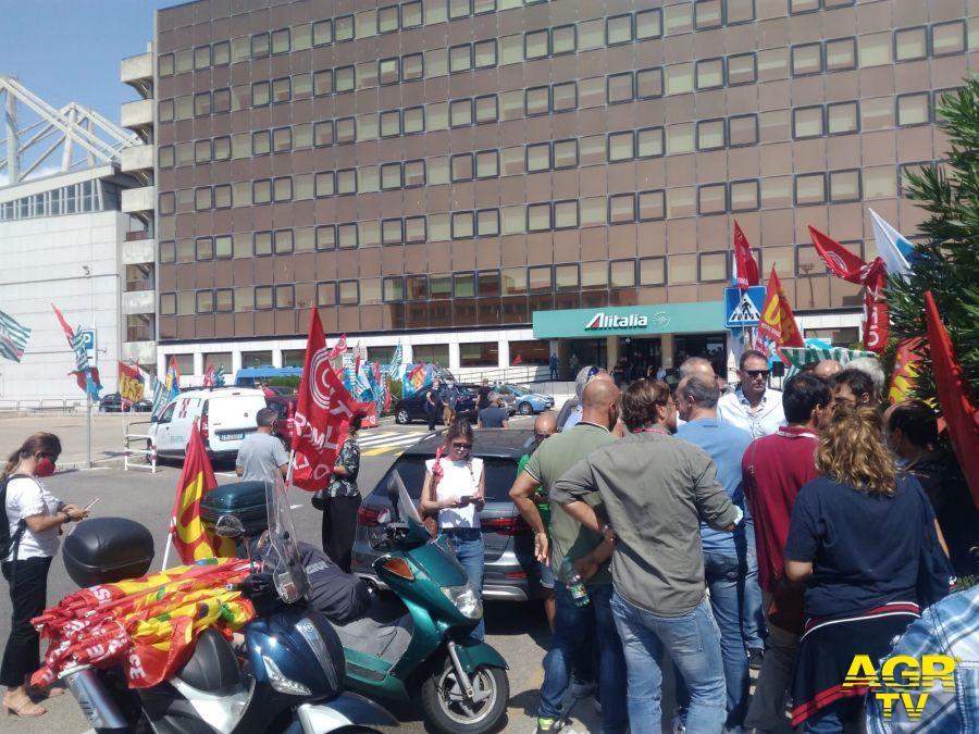 """Vertenza ITA-Sindacati, DemoS: """"Chiediamo l'intervento del governo"""""""